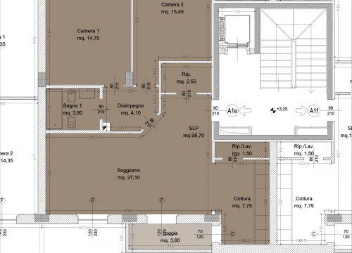 Borgo dell 39 ambrogiana generali costruzioni erta srl for Garage prefabbricato con costo dell appartamento